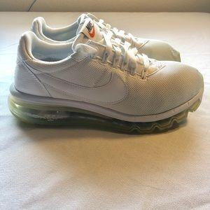 Nike Women's White Ivory Running Shoes 8.5